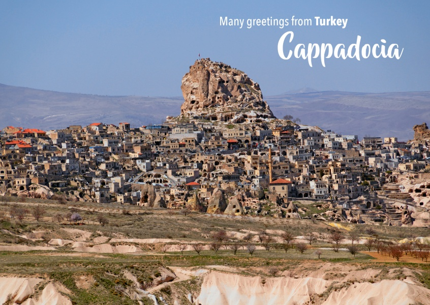 Cappadocia turkey vacation greetings gerek kartpostallar cappadocia turkey vacation greetings gerek kartpostallar online olarak gnder m4hsunfo