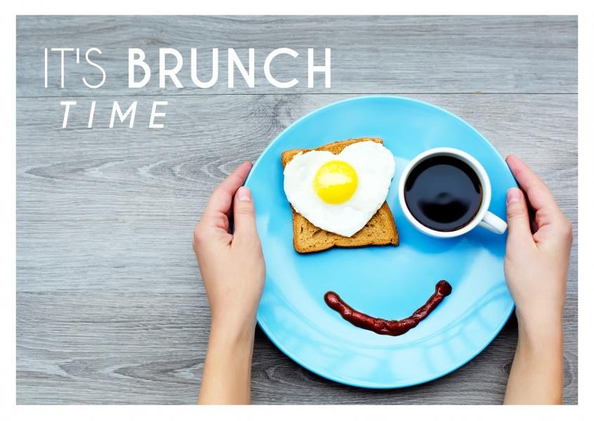 Its brunch time