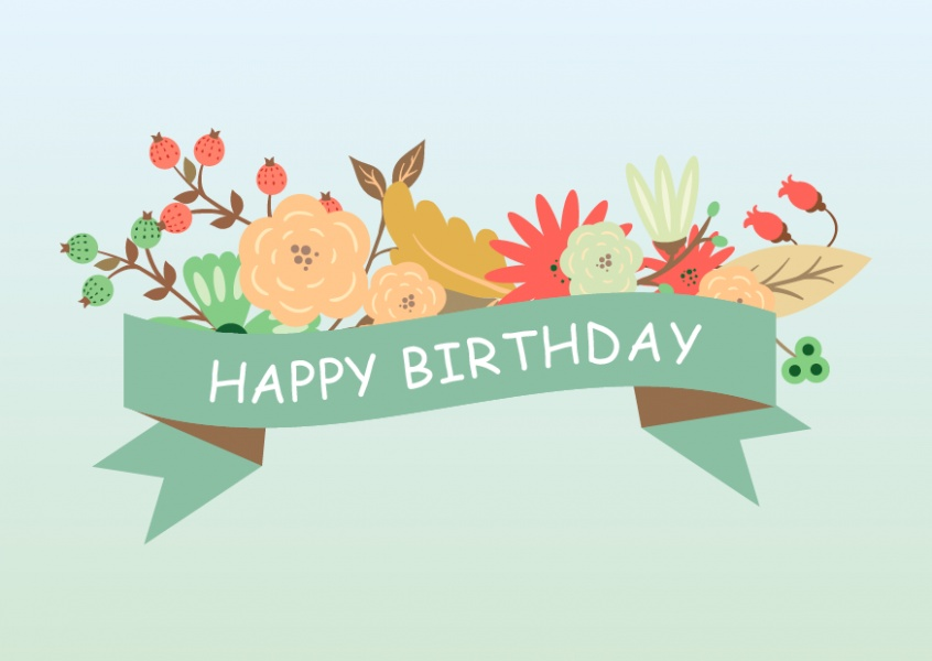 create your own happy birthday cards  free printable
