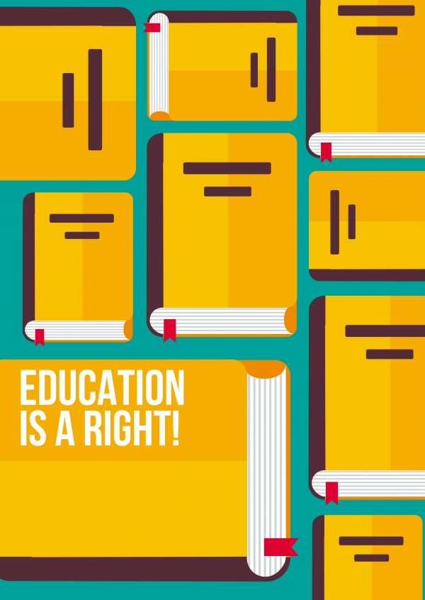 education is a right The right to a basic education is enshrined in section 29(1)(a) of the constitution - for both adults and children section 29 consists of a group of education rights.