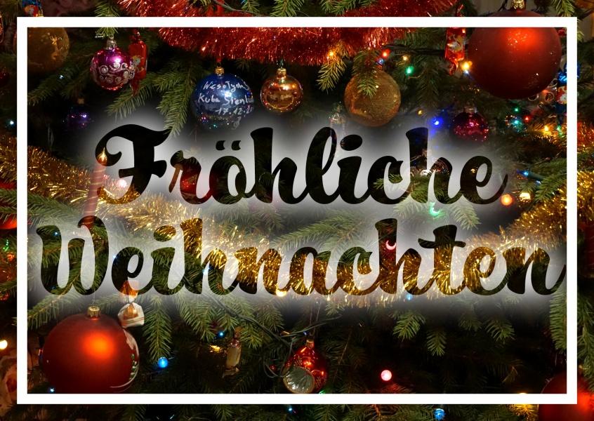 Festliche weihnachten weihnachtskarten echte - Weihnachtskarten online versenden ...