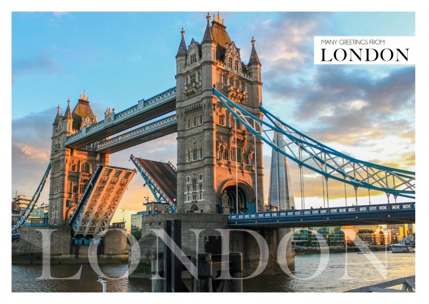 Greetings tower bridge for Design bridge london