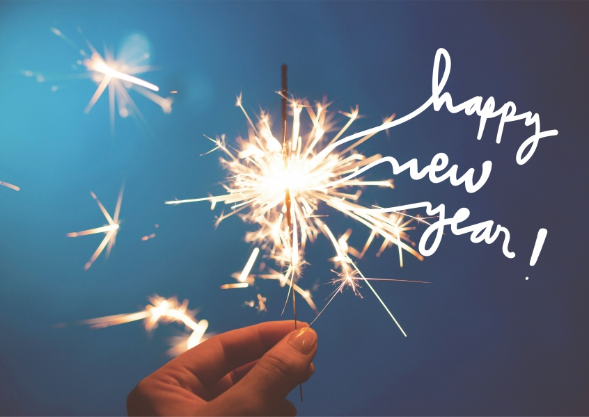 Your own New Year Cards | Printed & Mailed For You ...