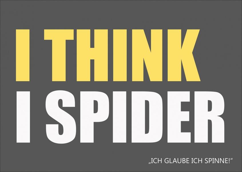 i think i spider denglisch spr che echte postkarten online versenden. Black Bedroom Furniture Sets. Home Design Ideas