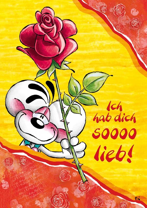 Happy Birthday Ich Hab Dich Lieb