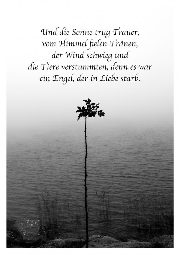 Verse Trauer