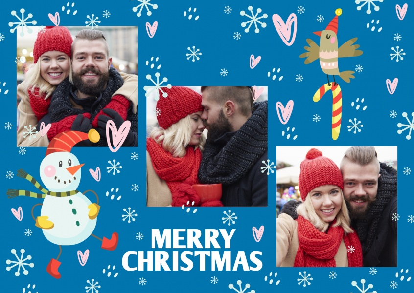 S es weihnachtsfest weihnachtskarten echte postkarten for Weihnachtskarten personalisiert