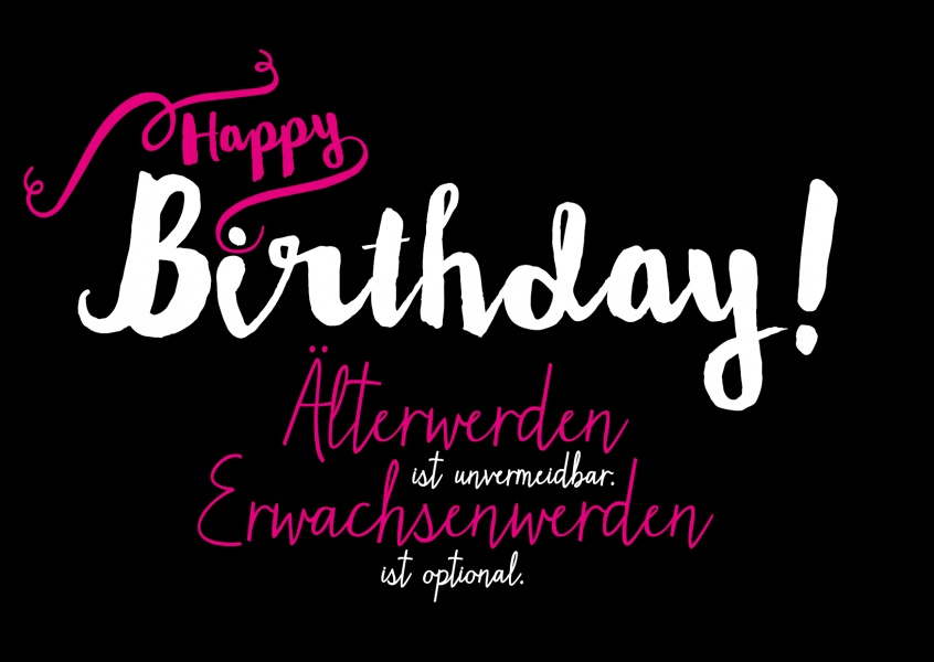 Happy Birthday Karte Für Frauen Hylenmaddawardscom