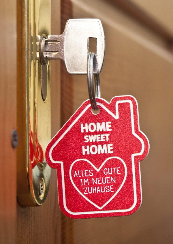 Home sweet home alles gute for Neue wohnung