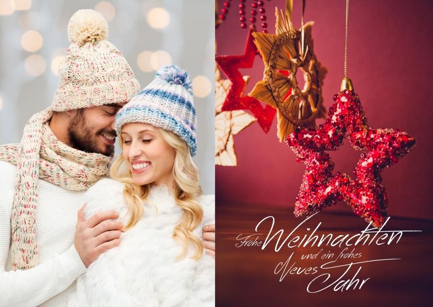 weihnachtsterne weihnachtskarten echte postkarten online versenden. Black Bedroom Furniture Sets. Home Design Ideas