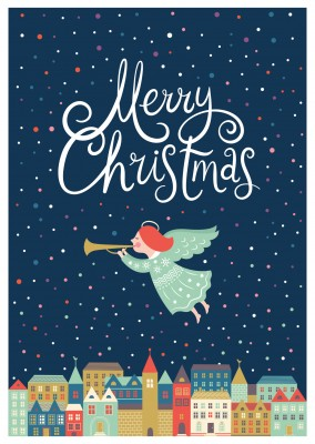 suche dir deine eigene weihnachtskarte aus mypostcard. Black Bedroom Furniture Sets. Home Design Ideas