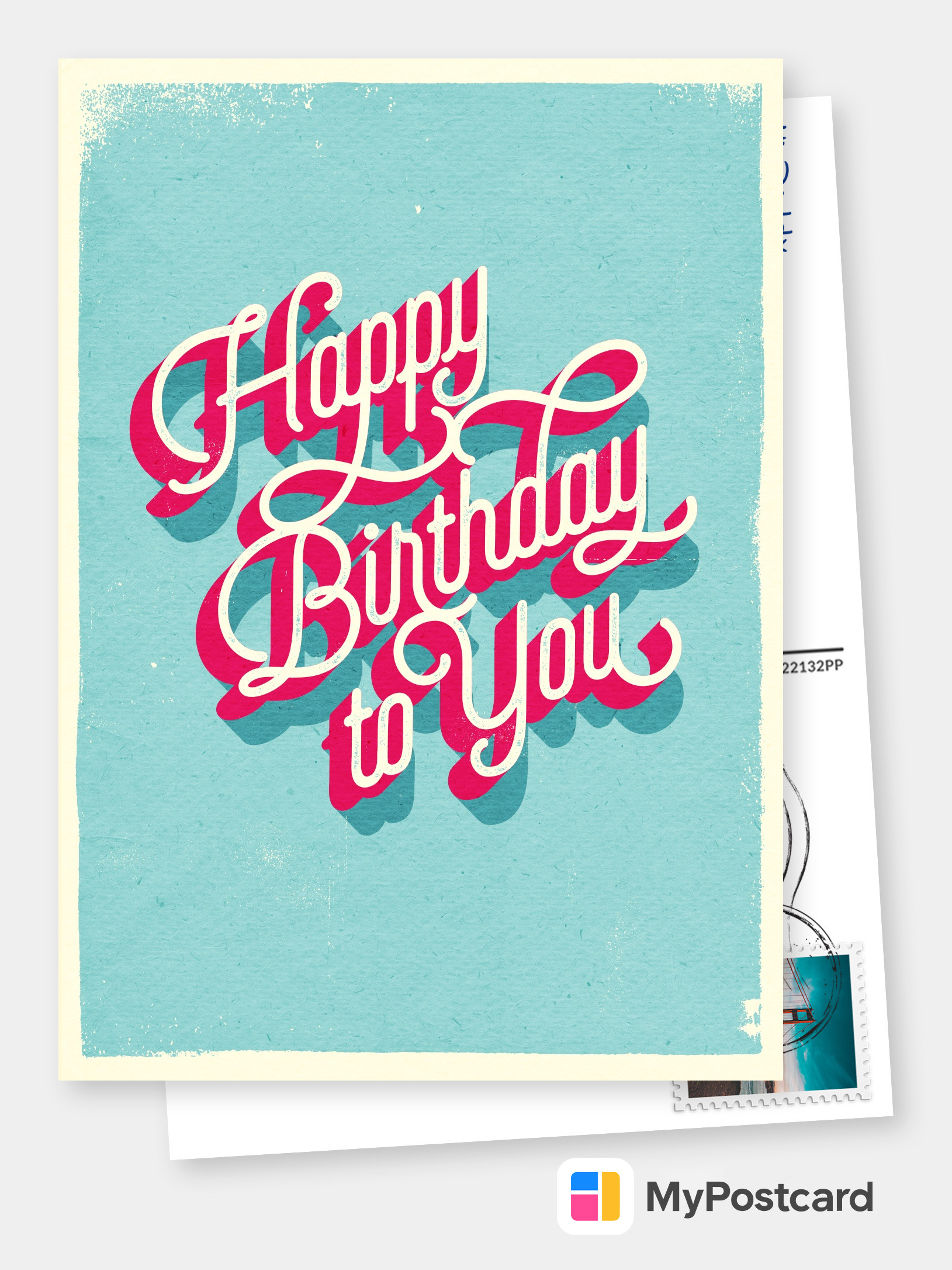 Send Your Personalized Printed Birthday Cards Online  Mailed For You  International  Free Shipping