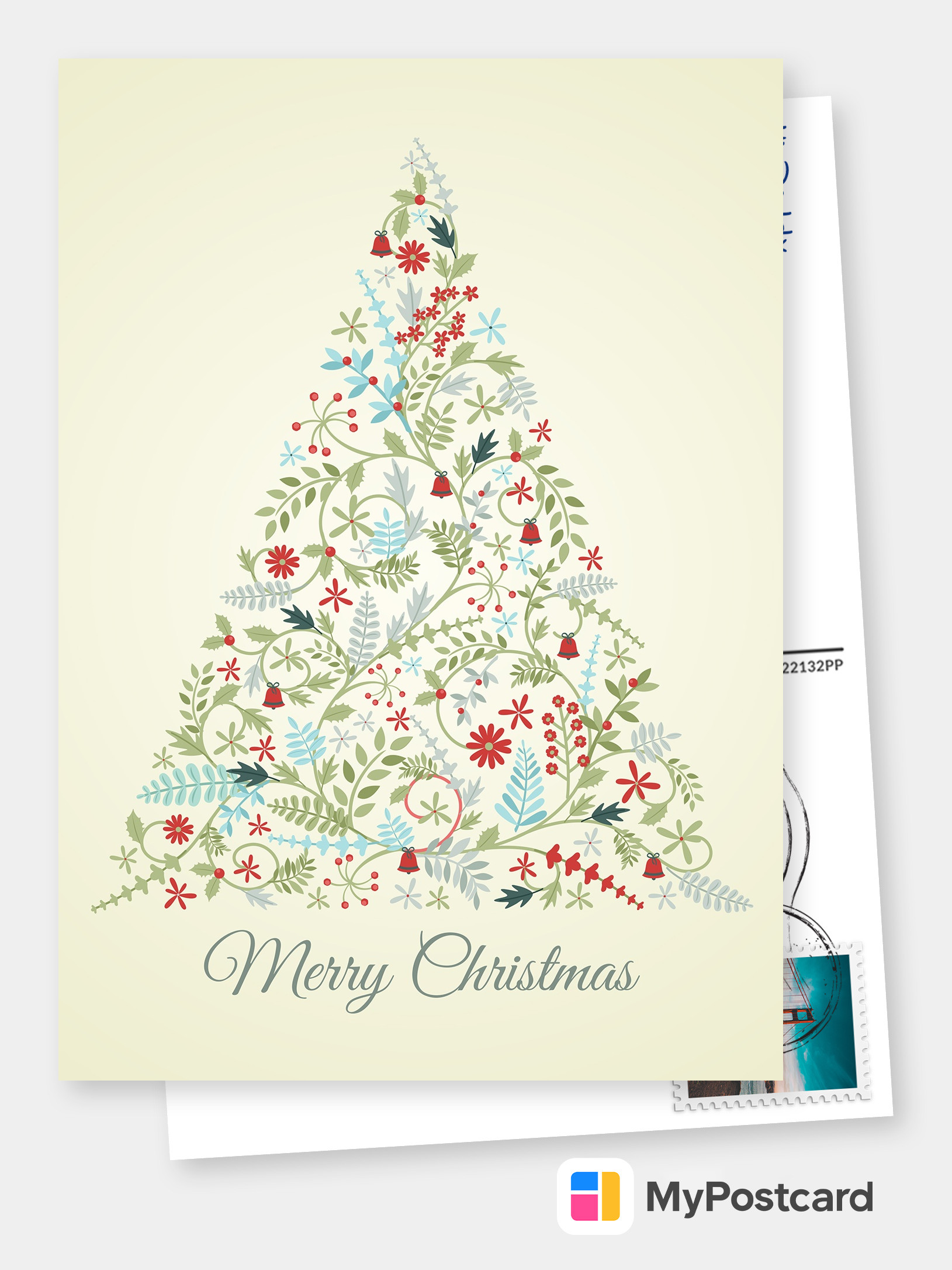 Personalized Christmas Cards Printed