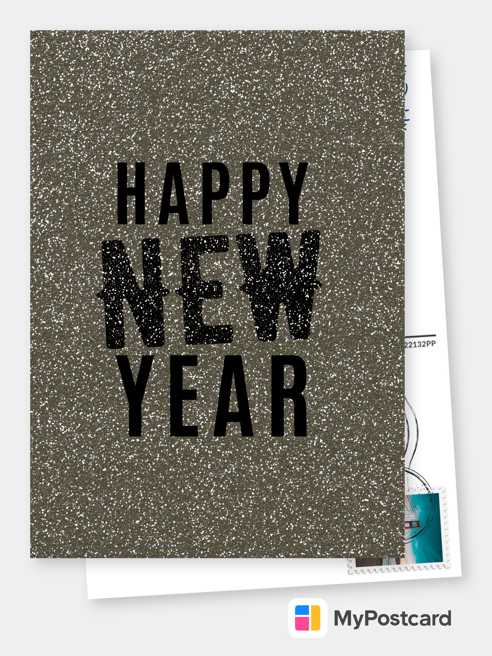 Happy New Year Cards 4